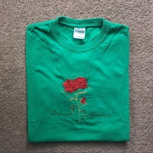 Vintage Brandon Missouri (MO) Embroidered T-shirt